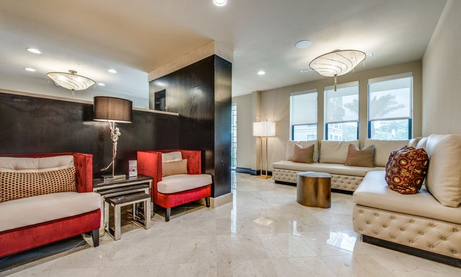 Galleria Apartments | 1900 Yorktown Houston Galleria Apartments - Resident Lounge 3