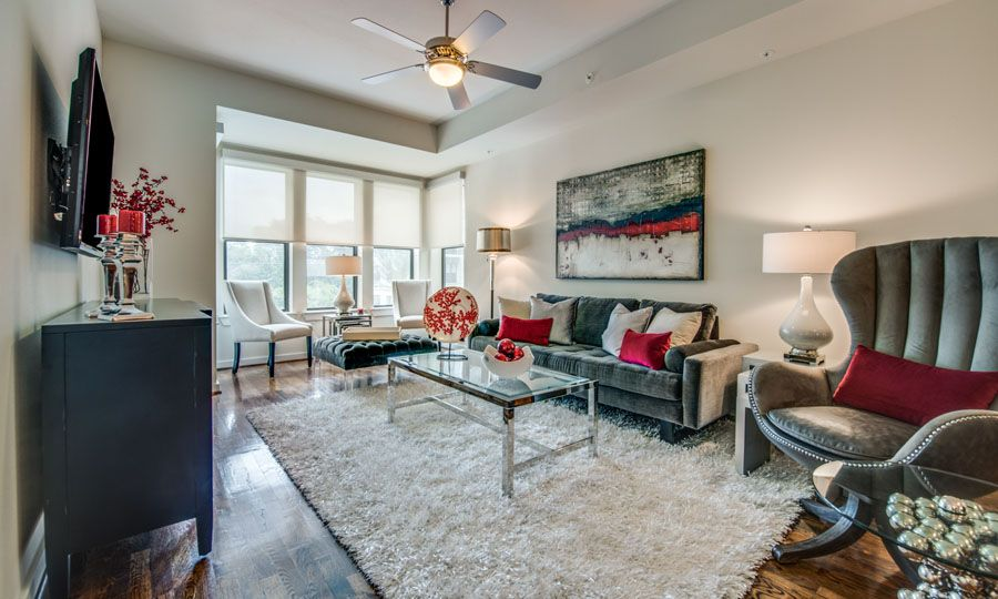 Galleria Apartments | 1900 Yorktown Houston Galleria Apartments - Apartment Interior 1