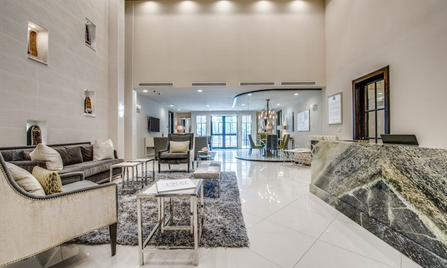 Galleria Apartments | 1900 Yorktown Houston Galleria Apartments - Lobby One