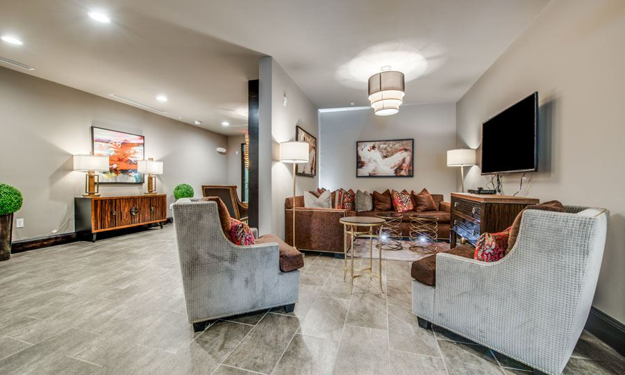 Galleria Apartments | 1900 Yorktown Houston Galleria Apartments - Lobby Two